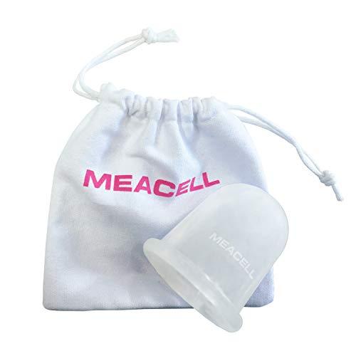 MEACELL – Masseur anti-cellulite : Cup médicale en silicone, thérapie par ventouses. Lissant, amincissant et réduit la peau d'orange et la cellulite. 100% hypoallergénique