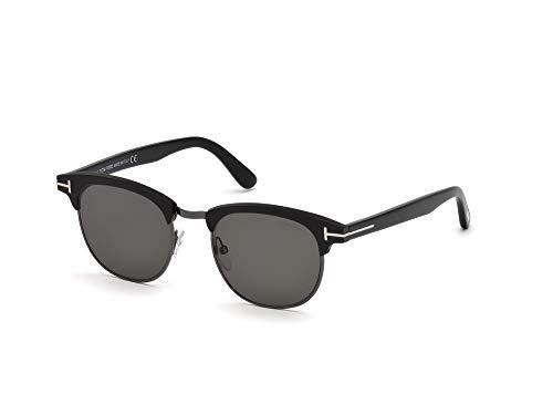 Tom Ford FT0623 02D Matte Black Laurent Retro Sunglasses Polarised Lens Categor,...