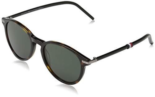 Tommy Hilfiger TH 1673/S Sunglasses, HVNBRWBLK, 50 Mens