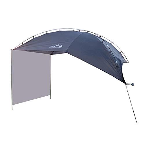 sdfsa SUV Toldo, Tarjetón de Ayuntamiento Auto Sun Sun Shelter Tent Camper Tienda de la azotea Tienda Automóvil Auto Canopy Camper Trailer Trailera Tailgate Toldo Tienda para Camping