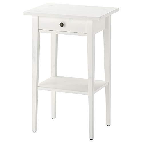 IKEA.. 202.004.56 Hemnes Nachttisch weiß gebeizt