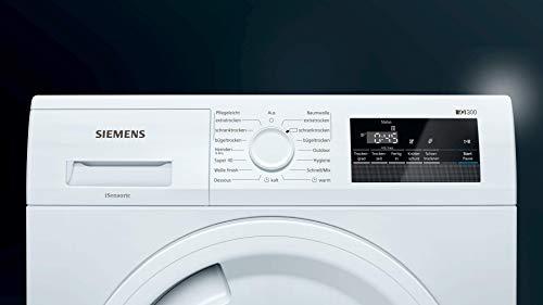 Bild 1: Siemens WT43N202 iQ300