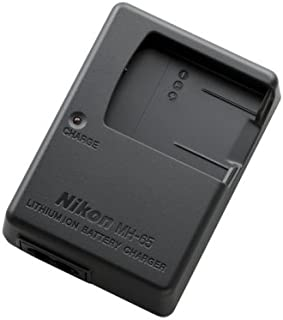 Nikon MH-65 Battery Charger, Black