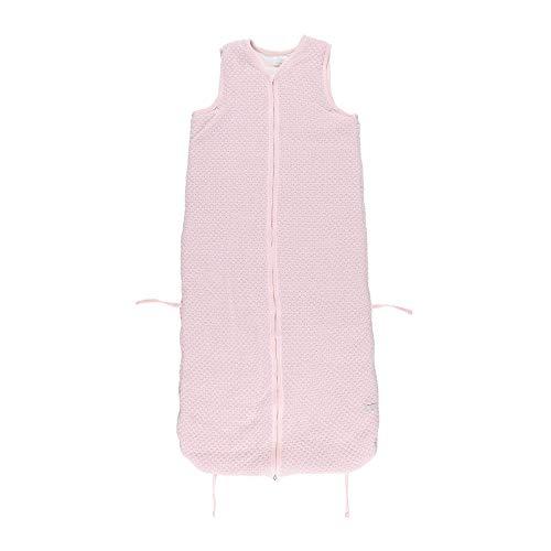 Noukies Tricoloudoux Babyschlafsack, 90 – 110 cm, Rosa