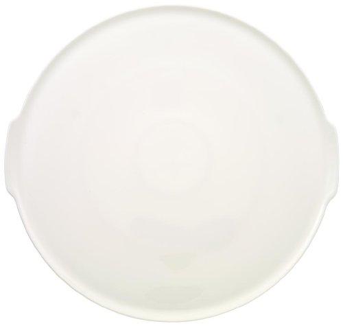 Villeroy & Boch 10-4545-2210 Anmut Kuchen-/Tortenplatte, Porzellan