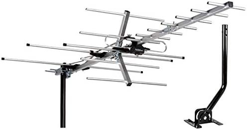 Newest 2020 Five Star TV Antenna Indoor Outdoor Yagi Satellite HD Antenna with up to 200 Mile product image