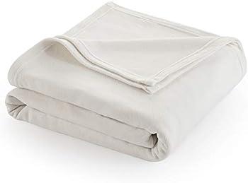 Martex Super Soft Fleece Warm, Lightweight, Pet-Friendly, Throw Blanket