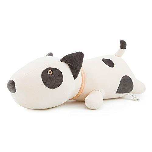 changshuo Stofftier 55cm Cartoon Nette Corgi Shiba Inu Bullterrier Plüschtiere Weiches Hundekissen Kuscheltiere Puppen Für Kinder Geschenke Sofa Auto Dekor