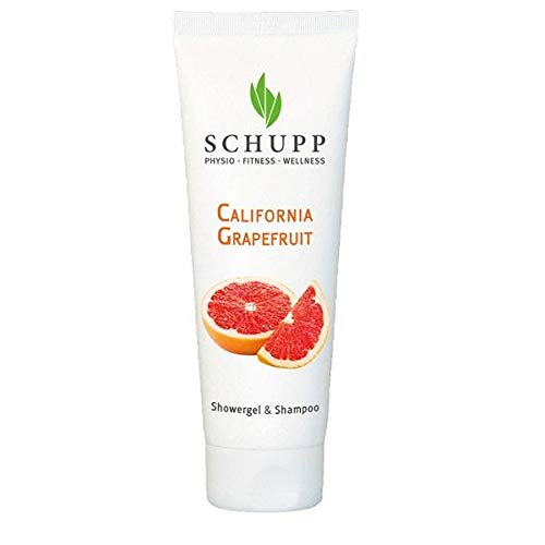 CALIFORNIA Grapefruit Duschgel & Shampoo 150 Milliliter