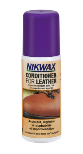 Nikwax Conditioner for Leather - Softener and Waterproofer for Leather Shoes