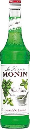Monin Sirup Basilikum 3 x 0,7 Liter