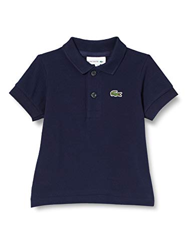 Lacoste Pj2909, Polo T-shirt Garçon - Bleu (marine) - 12 ans