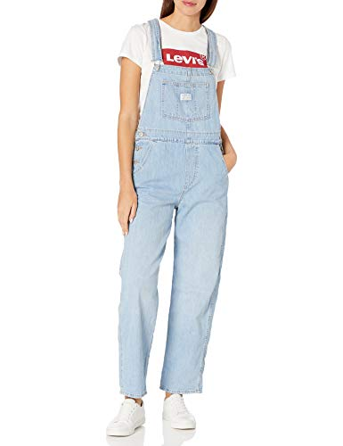 Levi's Women's Vintage Overalls, Throw Back, X-Small