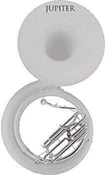 Jupiter BBb Fiberglass Classic Sousaphone With Max 44% OFF Case JSP1000S