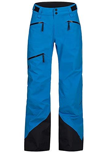 Peak Performance Teton Pantalon Femme, Bleu (Blue Organic), L