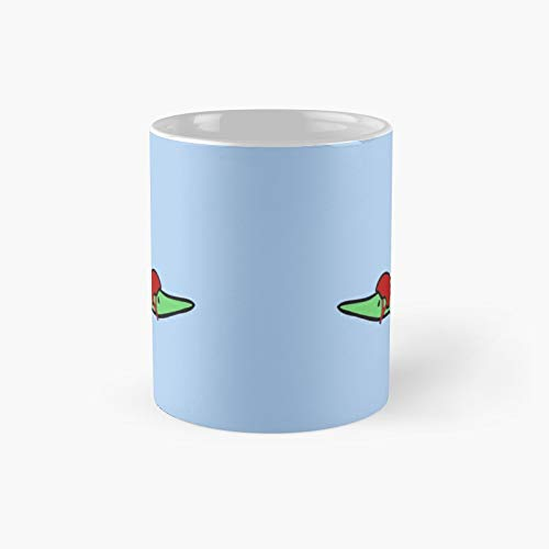 Roller Derby Pterodactyl Classic Mug Best Gift Funny Coffee Mugs 11 Oz