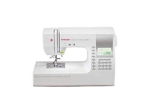 SINGER SEWING CO 9960 - Singer 9960 Quantum Stylist