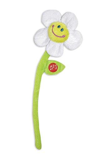 Close Up Glückwunsch-Blume mit Musik Happy Birthday Plüschblume