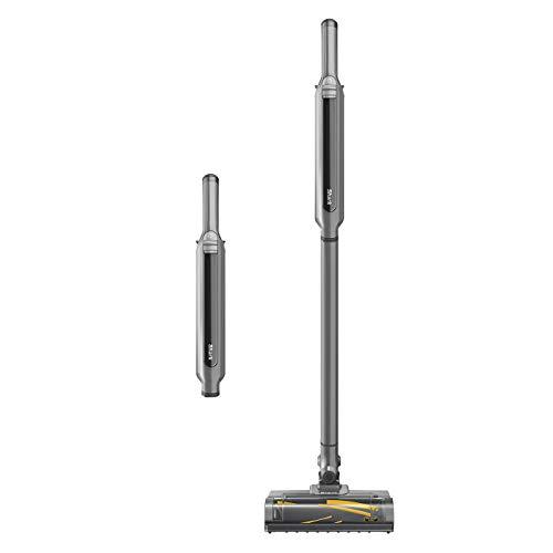 Shark Aspiradora de Mano sin Cable 2 en 1 con Sistema WandVac [WV361EU] Vacuum Cleaner, 20.5 W, 0.25 litros, Steel Grey