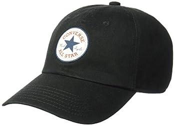 Converse Adult s Unisex Tipoff Chuck Patch Baseball Hat Black OSFA