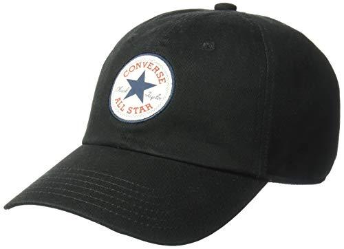 Converse Tipoff Chuck Baseball Mpu 10008 Gorra de béisbol, Negro (Black 10008474-A01), Talla única Unisex Adulto