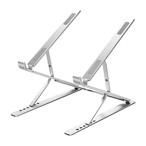 LXF JIAJU Bandeja De Laptop De Aluminio Ajustable Elabore Fabricación Prolongada Duradera PC Monitor De La Tabla Soporte para El Escritorio del Soporte del Escritorio