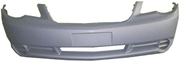 CH1000897 Bumper Cover for 07-10 Chrysler Sebring Front