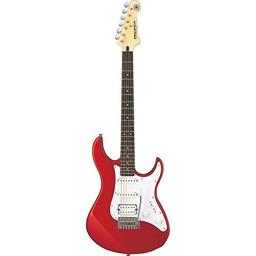 Guitarra eléctrica Yamaha Pacifica 012 RM rojo metálico