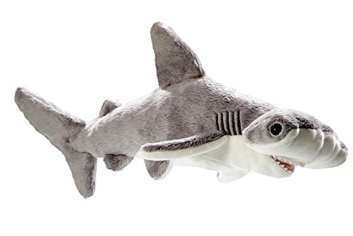 Carl Dick Peluche - Tiburón Martillo (Felpa, 23cm) [Juguete] 3521