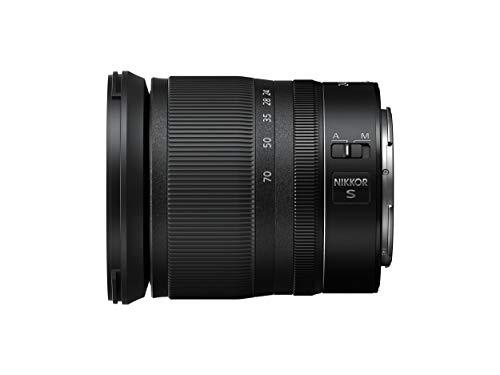 Nikon Lens, 24-70 mm 1:4, zwart
