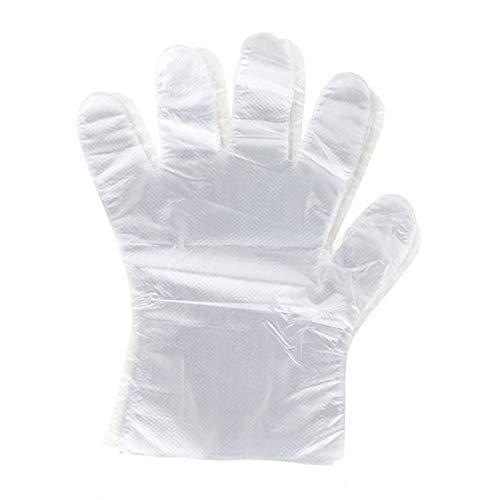 Pomcat Mehrzweck-Einwegschutzhandschuhe für Kinder, latexfrei, 200 Stück