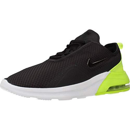 Nike Air MAX Motion 2, Zapatillas Deportivas Hombre, Oil Grey/Mtlc Dark Grey/Volt,...
