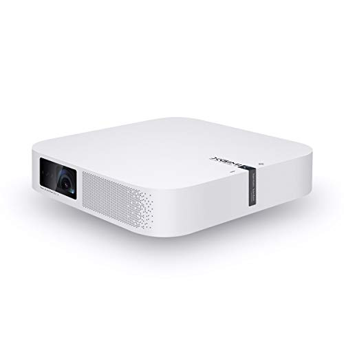 XGIMI Z6 Polar Portable 1080p Full HD Smart Projector, 700 ANSI lm,4k Supported, Auto Focus, Harman/Kardon Stereo, Android 6.1, 180 Inch Display