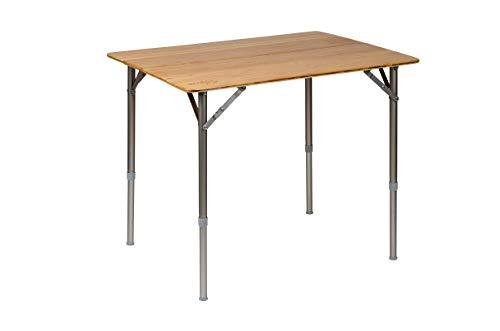 Bo-Camp 1404650 Tisch, braun, 60 x 80 cm
