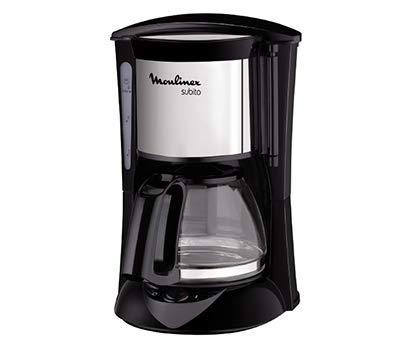 Moulinex FG151825 Subito - Cafetera de 6 tazas con filtro de agua