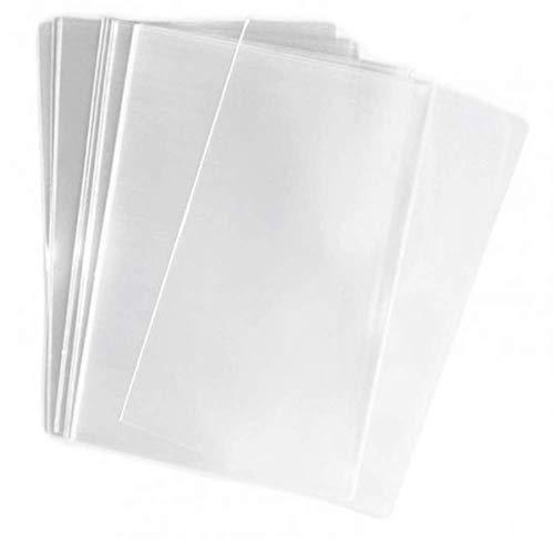 PuntoCasaStore Buste Trasparenti Sacchetti per Alimenti 100 pz, 15x25 cm