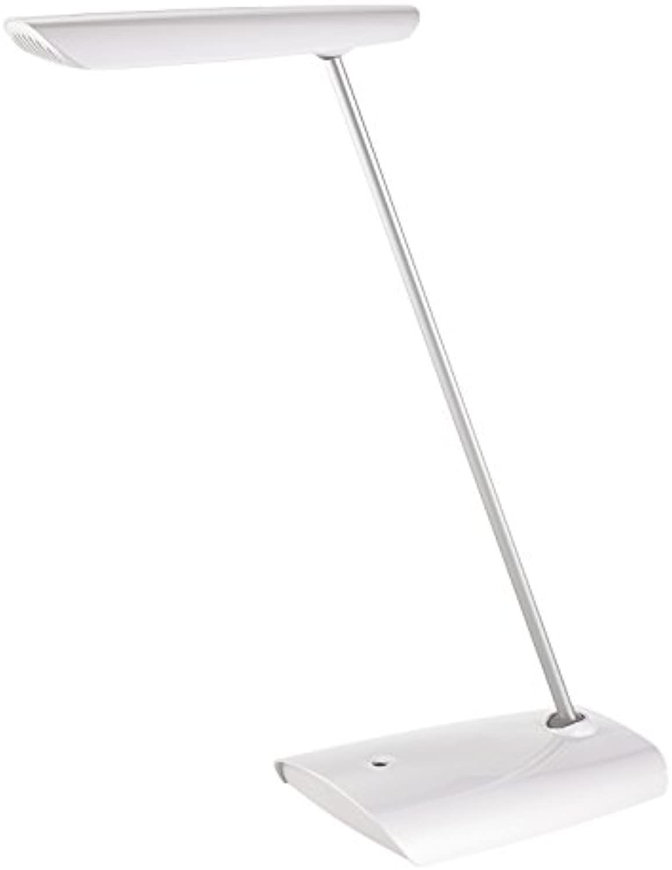 Alco 9213 LED Tischleuchte, ca. 39 cm, wei
