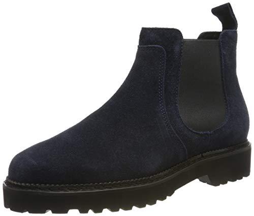 Sioux Damen Velisca-713 Chelsea Boots, Blau (Ink 008), 40.5 EU