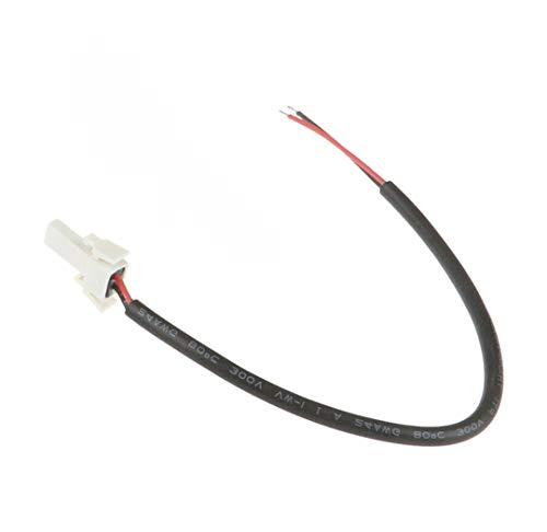 Myfuturshop® Cable de batería a luz de Freno Compatible en Patinete eléctrico Xiaomi M365 Pro Pro2 Essential 1S