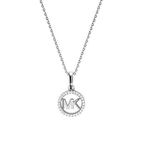 Michael Kors Damen-Kette 925er Silber One Size Silber 32002750