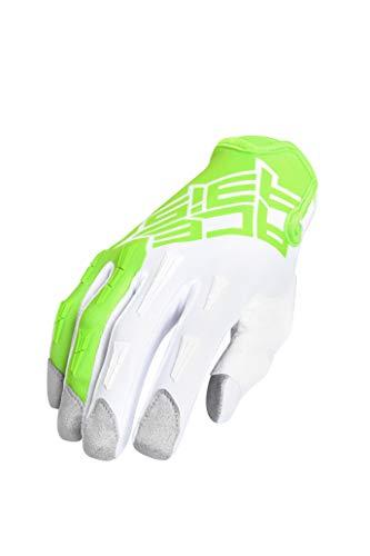 Handschuhe MX X-P Grün/Weiß L