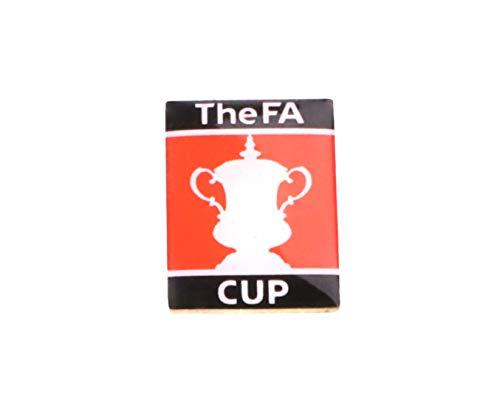 Toyland 2cm FA Cup Mini Abzeichen - Football Premier League Merchandise
