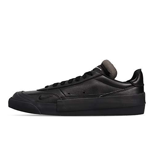 Nike Drop-Type PRM, Chaussure de Tennis Homme, Black/White, 41 EU