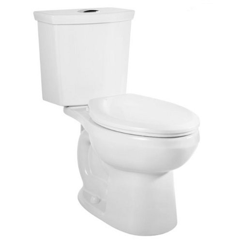 American Standard 2887.516.020 H2Option Siphon Jet Dual Flush Toilet