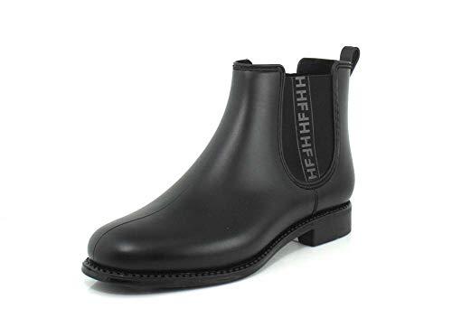 Henry Ferrera Womens Marsala HF1 Black Matt Boot - 9
