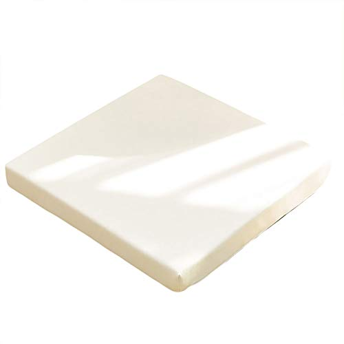 DL&VE Thickened Not-slip Cushion,SQUARE SEAT CUSHION With Memory Foam,Seat Cushion For Office Chair Car Wheelchair Seat Cushion