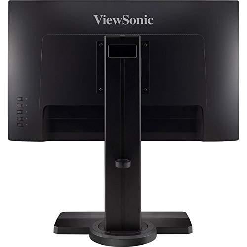 Viewsonic XG2405 60,5 cm (24 Zoll) Gaming Monitor (Full-HD, IPS-Panel, 1 ms, 144 Hz, FreeSync, geringer Input Lag, höhenverstellbar) Schwarz - 2