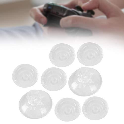 Emoshayoga Cubierta de Joystick Universal para máquina de Juego(White)