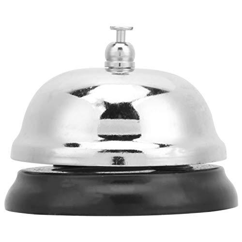 Ball Control Übungsglocke Klein In der Größe Schönes Aussehen Basketball Counter Bell, für Restaurant, zum Basketball Spielen(6 * 4cm)