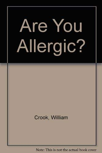 Are You Allergic?